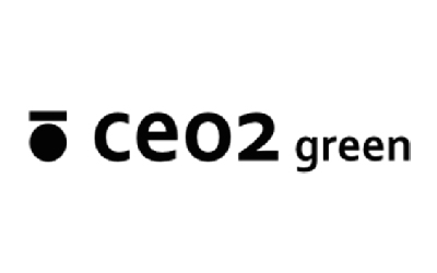 Logotipo da spin-off CEO2 Green