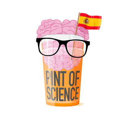 Logo do festival Pint of Science edición España