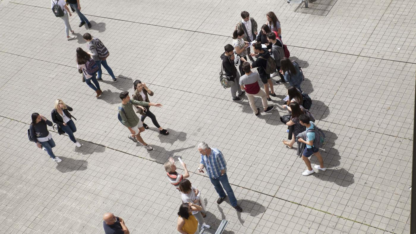 Pontevedra, o Campus CREA | Universidade de Vigo