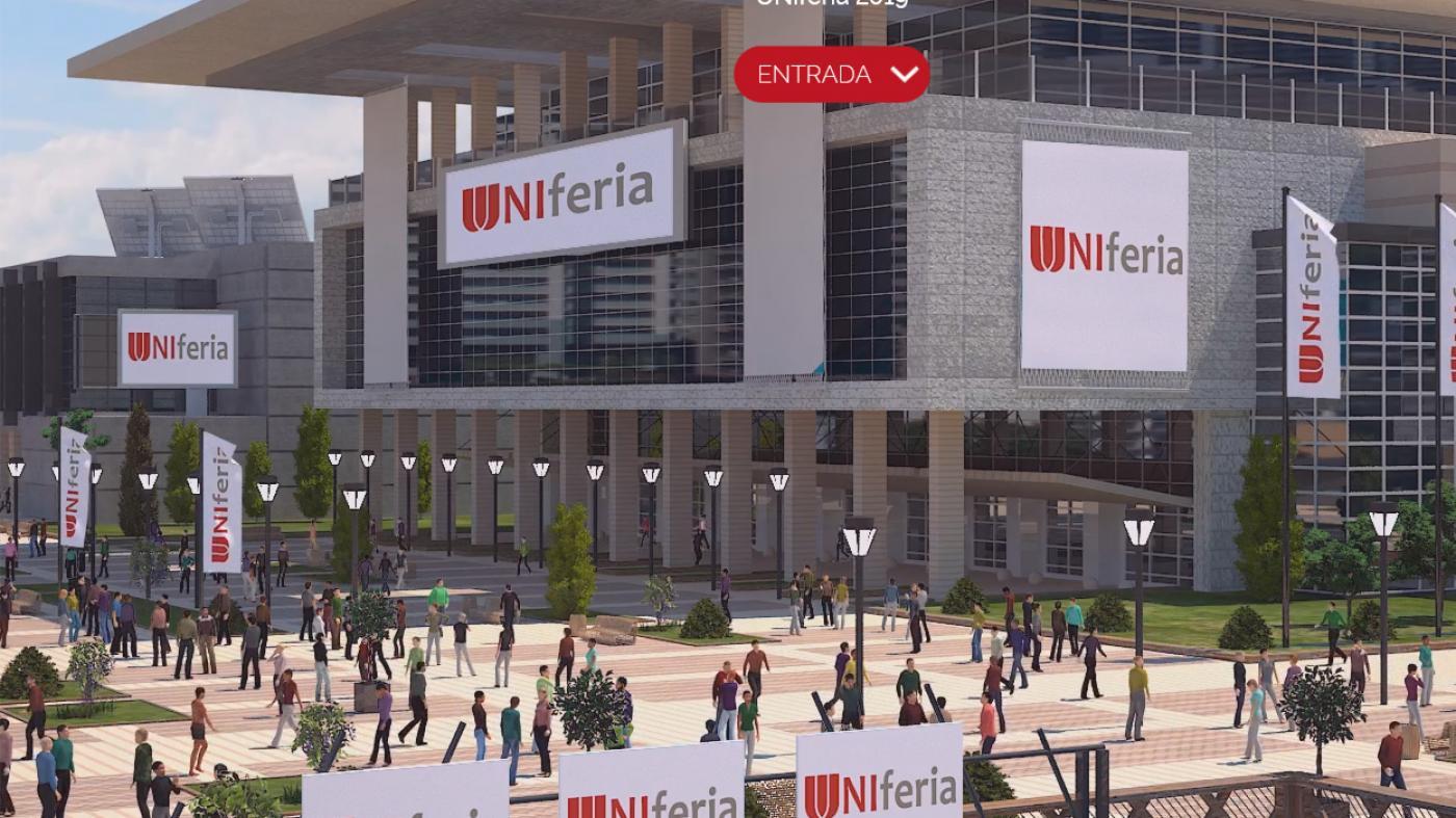 Vigo amosa a súa oferta académica en UNIferia, a primeira feira ...