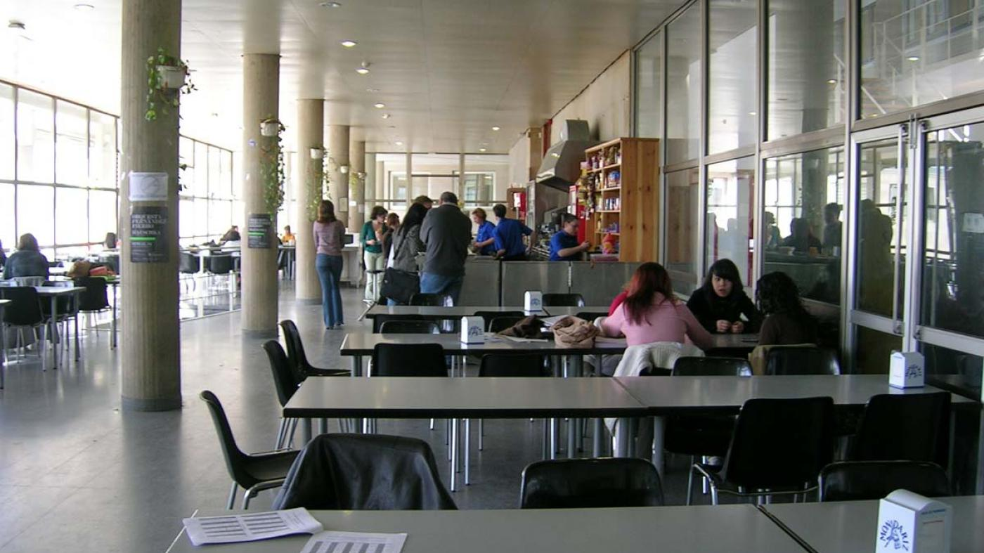A Universidade destina 280.000 euros ás Bolsas de Comedor ...