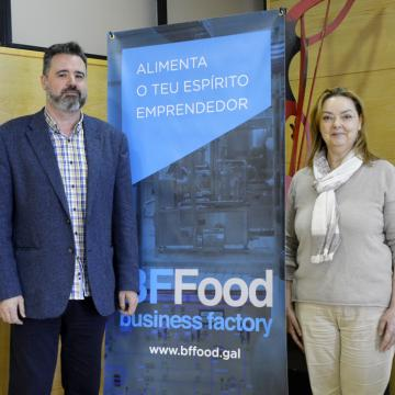A Business Factory Food presenta no campus as súas ventás de oportunidades