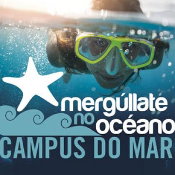 Mergúllate no océano: Campus do Mar